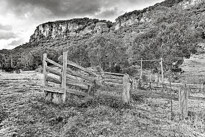 Photograph - Secret Valley by David Benson
