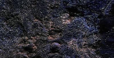 Secrets Of Mars - Gale Crater Original by Freyk John Geeris