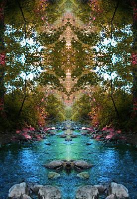 Secrets Of Nature Art Print by Tina Vrankar