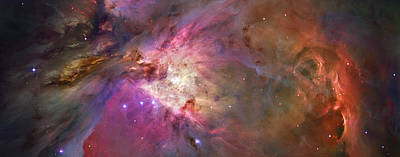 Abstract Royalty-Free and Rights-Managed Images - Secrets Of Orion by Ricky Barnard