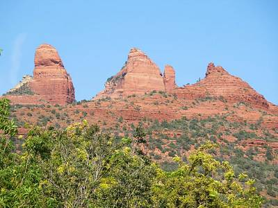 Photograph - Sedona 2 by David Rizzo