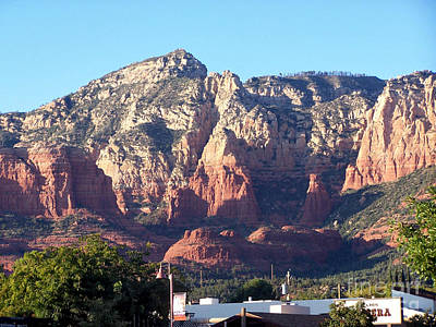 Art Print featuring the photograph Sedona 3 by Tom Doud