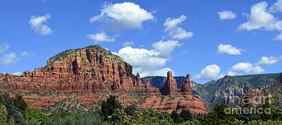 Photograph - Sedona Arizona by Donna Greene