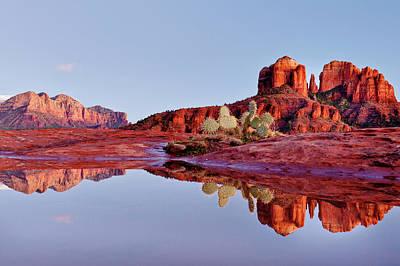 Scenic Photograph - Sedona Arizona by Dougberry