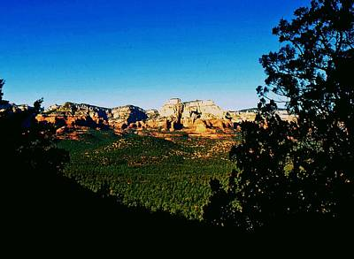 Photograph - Sedona Arizona by Gary Wonning
