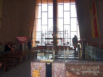 Photograph - Sedona Chapel 3 by Tom Doud