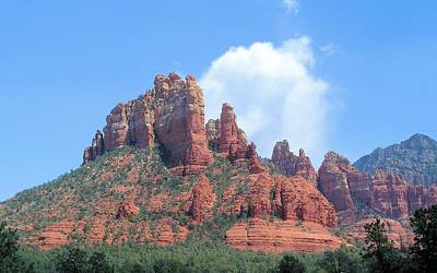 Photograph - Sedona by David Rizzo