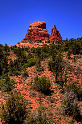 Photograph - Sedona Landscape by David Patterson
