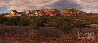 Photograph - Sedona Panorama by Stuart Gordon