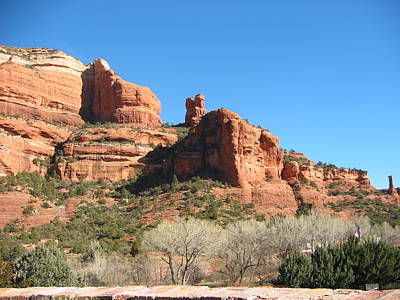 Photograph - Sedona Red Rock  by Angela Bushman