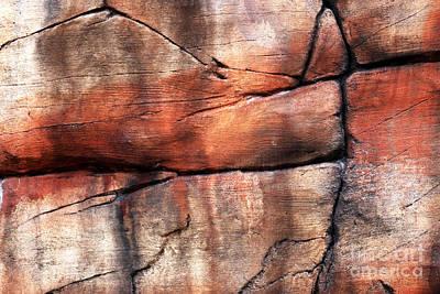 Photograph - Sedona Red Rocks IIi by John Rizzuto