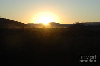 Photograph - Sedona Sunset by Jessi and James Gault