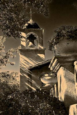 Photograph - Sedona Tlaquepaque Chapel 2 by Lou Ford