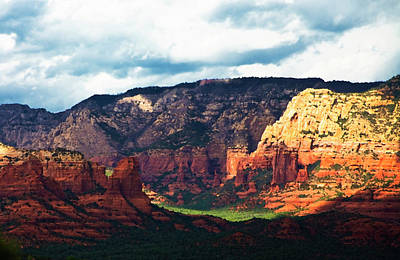 Sedona Sunrise Art Print