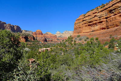 Photograph - Sedona Views by Denise Mazzocco