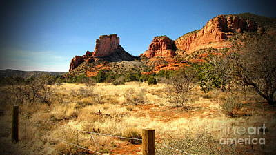 Photograph - Sedona Vignette by Marilyn Smith