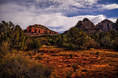 Mark Myhaver Photo Rights Managed Images - Sedona Vista 15 Royalty-Free Image by Mark Myhaver