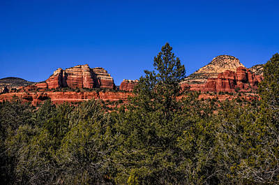 Mark Myhaver Photo Rights Managed Images - Sedona Vista 31 Royalty-Free Image by Mark Myhaver