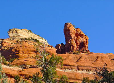 Photograph - Sedona's Boynton Canyon by Denise Mazzocco