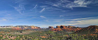 Photograph - Sedona's Vista by Dan Wells