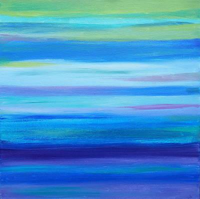 Painting - Seductive Invitation by Expressionistart studio Priscilla Batzell