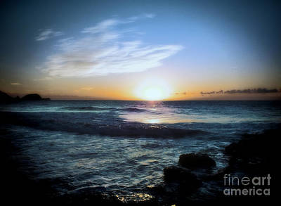 Photograph - Seductive Sea by Karen Lewis