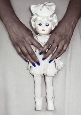 Photograph - See My Doll by Kellice Swaggerty
