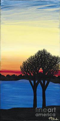 Seed Of A New Beginning Art Print by Melissa F Kaelin