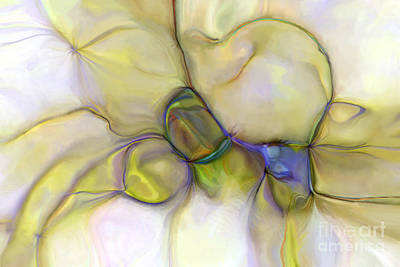 Digital Art - Seed Pods by Ursula Freer