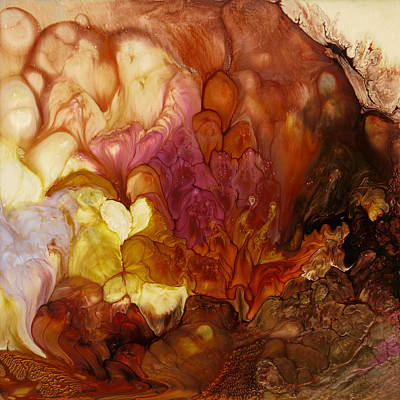 Painting - Seeds Of Change by Lia Melia