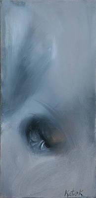Painting - Seeing by Katie Ketchum