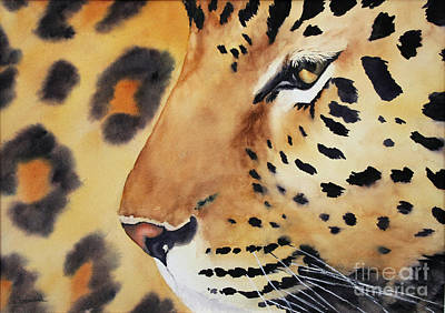 Painting - Seeing Spots by Glenyse Henschel