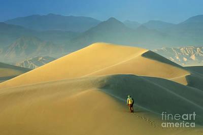 Photograph - Seeking Solitude  by Bob Christopher