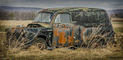 Photograph - Seen Better Days by Bradley Clay