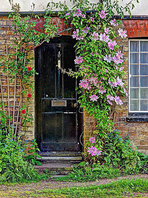Country Cottage Photograph - Seen Better Days by Gill Billington