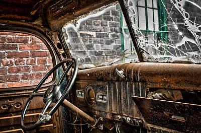 Photograph - Seen Better Days  by Milan Kalkan