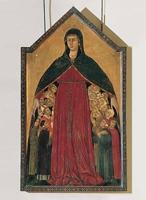 Segna Di Bonaventura, Our Lady Art Print