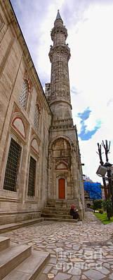 Sehzade Mosque 15 Art Print by Antony McAulay