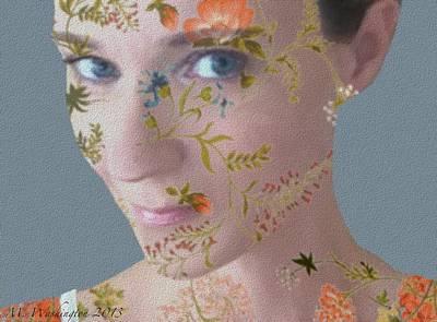 Tina Turner - Self Portrait 1 by Megan Washington