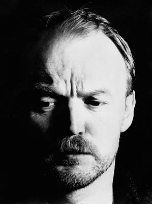Photograph - Self Portrait 1990 by Viggo Mortensen