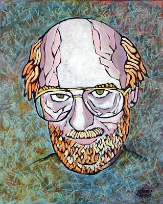 Self-portrait Mixed Media - Self Portrait by Kenny Henson