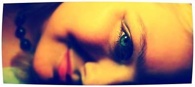 Photograph - Selfi by Lee Farley