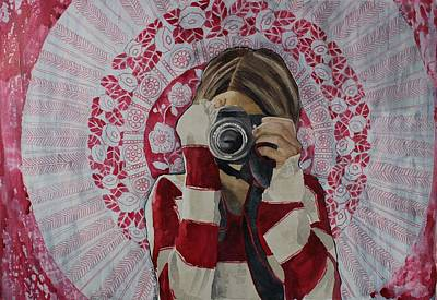 Selfie Original by Sandrine Pelissier