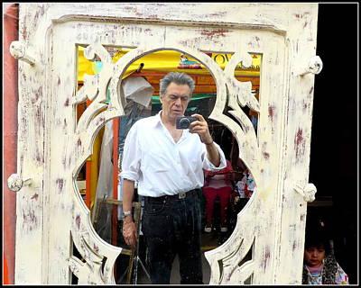 Selfportrait Photograph - Selfportrait  2  by Daniel Gomez