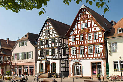 Seligenstadt, Germany Art Print