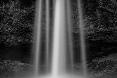 Seljalandsfoss 1 Art Print by Dave Bowman