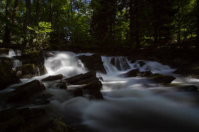 Photograph - Selkefall, Harz by Andreas Levi