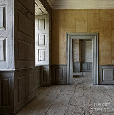 Photograph - Selsoe Manor House by Inge Riis McDonald