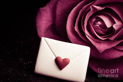 Photograph - Sending You My Love by Julie Clements