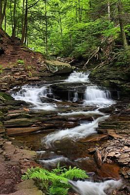 Photograph - Seneca Falls by Mike Farslow